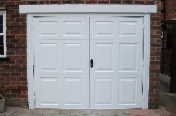 Beaumont Style Side Hinged Doors