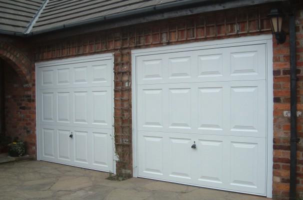 Beaumont Style Garage Door
