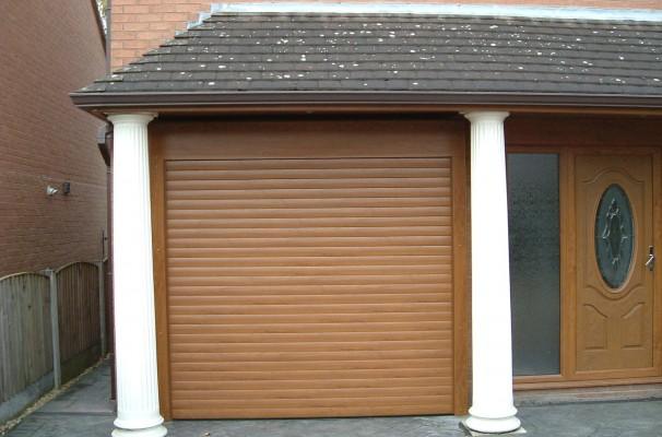 Insulated Roller Door