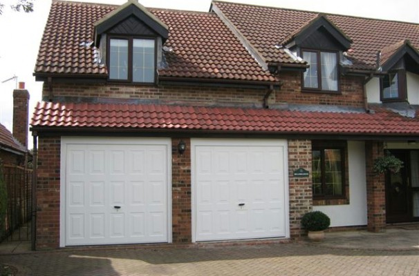 Guilsborough Style Garage Doors