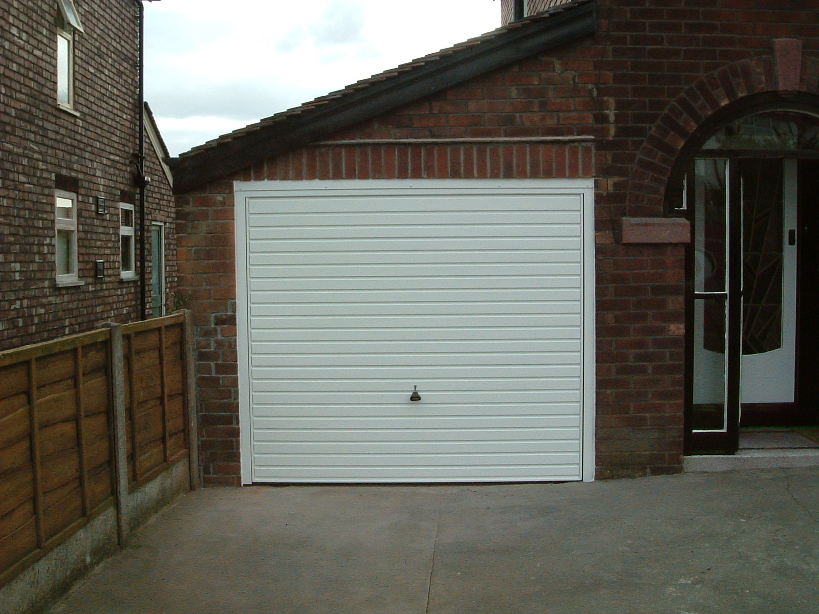 1200 #332B20 Horizontal Ribbed Garage Door pic Horizontal Garage Doors 37811600