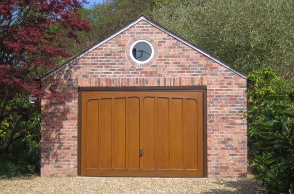 Penshurst GRP Garage Door