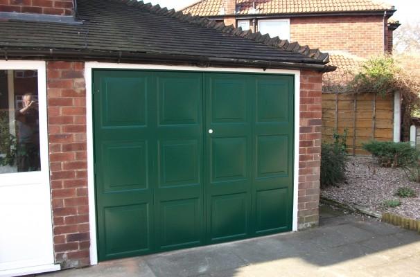 Select Side Hinged Garage Door